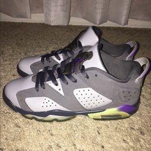 Air Jordan 6 Low Ultraviolet